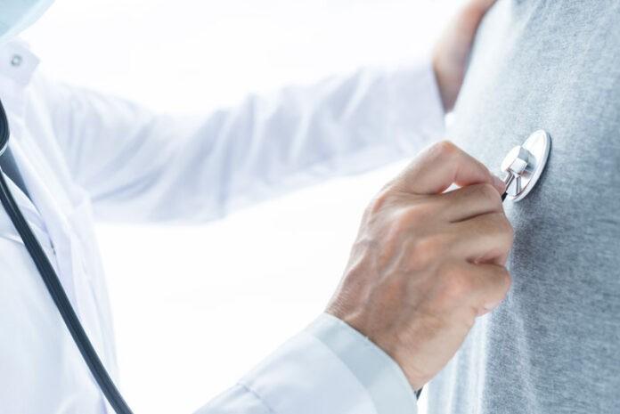 Sarkoidoza płuc trudności w oddychaniu